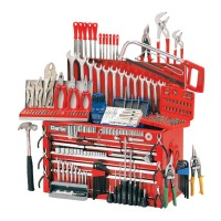 CHT634 Mechanics Tool Chest And Tools Package