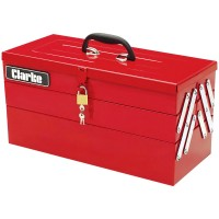 CHT641 - 199 Pce DIY Tool Kit With Cantilever Tool Box
