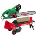 Log Splitters, Log Saw, Chainsaw & Accessories