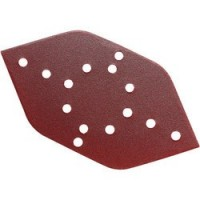 14 Hole - 80 Grit Delta Sanding Sheets For Cms200