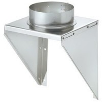 """6"""" Stainless Steel Internal Wall Support"""