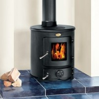 Barrel II 8kW Cast Iron Wood Burning Stove