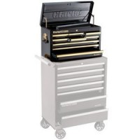 CBB209BGB HD Plus 9 Drawer Tool Chest (Black & Gold)