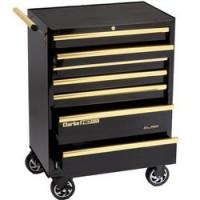 CBB217BGB HD Plus 7 Drawer Tool Cabinet (Black & Gold)