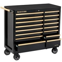 CBB226BGB HD Plus 16 Drawer Tool Cabinet (Black & Gold)