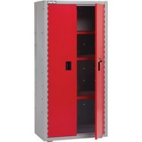 CC76 2 Door Tall Locker Cabinet