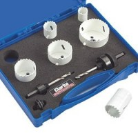 CHT575 - 6pce Electricians Hole Saw Set