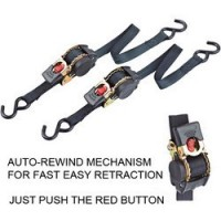 CHT754 3m Heavy Duty Ratcheting Tie Down (Twin Pack)