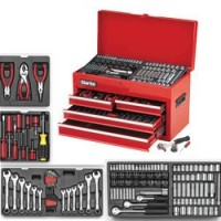 CHT864 - 235pc AF/Metric Tool Set In Chest