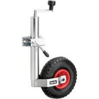 Cjw48c 48mm Pneumatic Jockey Wheel With Clamp