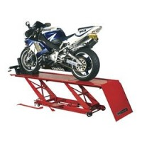 CML3 Foot Pedal Operated Hydraulic Motorcycle Lift