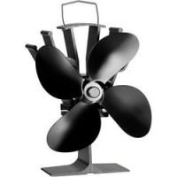 Csf4 4 Blade Heat Powered Stove Fan