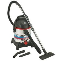 CVAC20SS - Vac King Wet & Dry Vacuum Cleaner