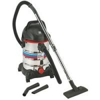 CVAC25SS - Vac King Wet & Dry Vacuum Cleaner