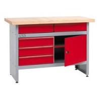 CWB1205P 5 Drawer Workbench