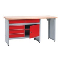 CWB1700P 5 Drawer Workbench