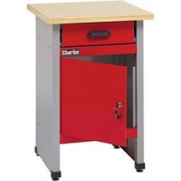 CWB57 570mm Workbench With Drawer And Lockable Cupboard