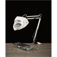 Clarke Desk Mounted Magnifying Lamp