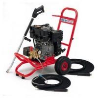 DLS200AL H/D Diesel Power Washer - 2900 Psi