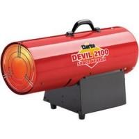 Devil 2100 Propane Fired Space Heater