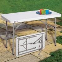 HDT1200 4ft HD PE Folding Table