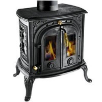 Junior Victoria II Cast Iron Stove