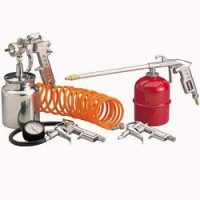 Kit 1000 - 5 Piece Air Tool Kit