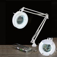 SAM100B Desk Mounted Magnifying Lamp