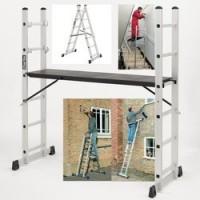 SL-2C 4-Way Combination Ladder