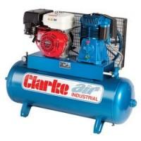 SP27EC150 Petrol Driven Air Compressor