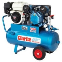 XPPVH11/50 Petrol Powered Industrial Air Compressor